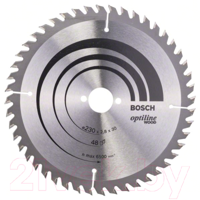 Пильный диск Bosch 2.608.640.629