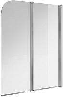 Стеклянная шторка для ванны Cersanit Easy 140x115 (P-PN-EASYx115n) -