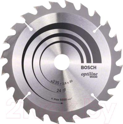 Пильный диск Bosch 2.608.640.725