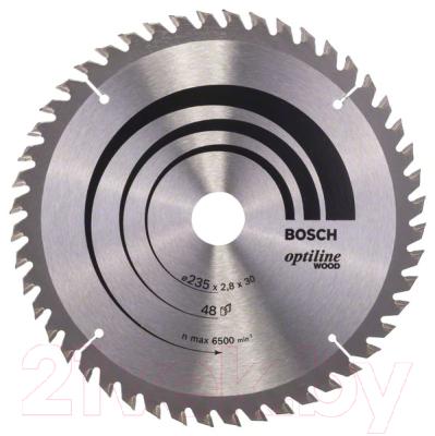 Пильный диск Bosch 2.608.640.727