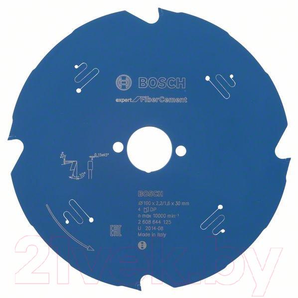 Купить Пильный диск Bosch, 2.608.644.125, Китай
