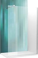 Душевая стенка Roltechnik SaniPro Walk Pro/80 (хром/прозрачный) -