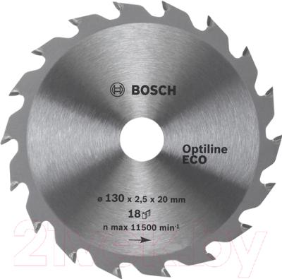 Пильный диск Bosch 2.608.641.784