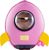 Детский рюкзак Котофей 02803113-40 (розовый) -