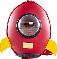 Детский рюкзак Котофей 02003112-40 (красный) -