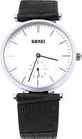 Часы наручные женские Skmei 1175-2 (серебристый/черный) -