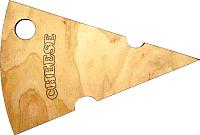 Разделочная доска Grifeldecor Cheese / BZ181-16C212 -
