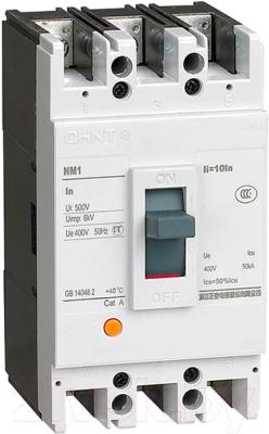 Выключатель автоматический Chint NM1-125S 3P 125A 25kA