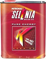 Моторное масло Selenia K Pure Energy 5W40 / 14113701 (2л) -