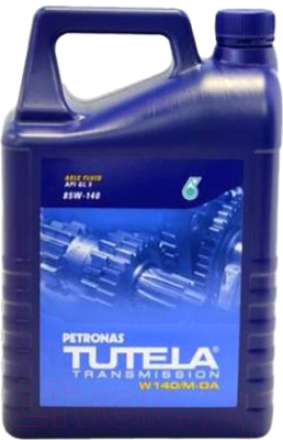 Трансмиссионное масло Tutela W 140/M-DA 85W140 / 14685019 (5л)