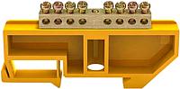 Шина защитная Chint 9901083 (желтый) -