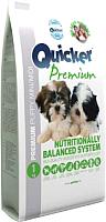 Корм для собак Quicker Premium Puppy mini / midi (1кг) -