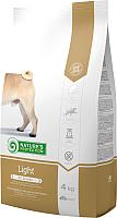 Корм для собак Nature's Protection Adult Light / NPS24329 (4кг) -