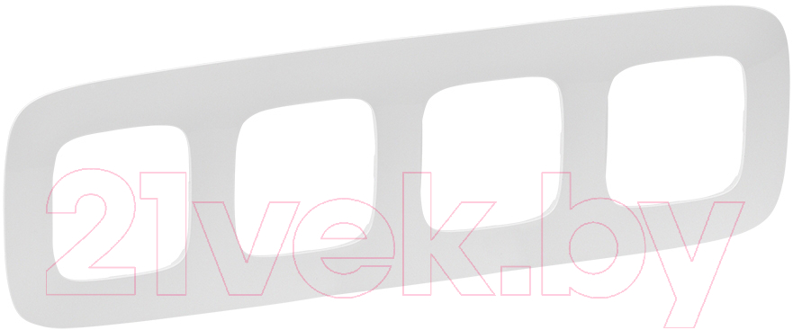Купить Рамка для выключателя Legrand, Valena Allure 754414 (жемчуг), Франция, пластик, Valena Allure (Legrand)
