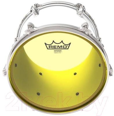 Пластик для барабана Remo BE-0314-CT-YE