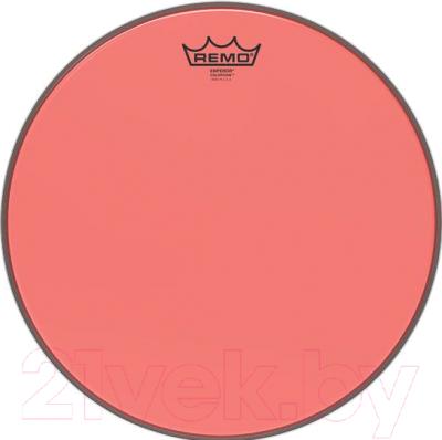 Пластик для барабана Remo BE-0316-CT-RD