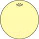Пластик для барабана Remo BE-0316-CT-YE -