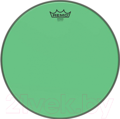 Пластик для барабана Remo BE-0313-CT-GN