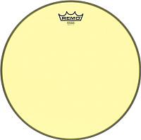 Пластик для барабана Remo BE-0312-CT-YE -