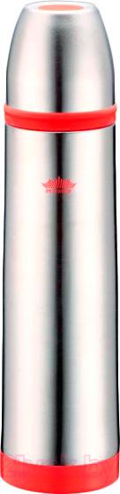 Купить Термос для напитков Peterhof, PH-12409-10 (красный/серебристый), Китай