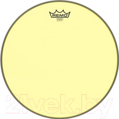 Пластик для барабана Remo BE-0310-CT-YE