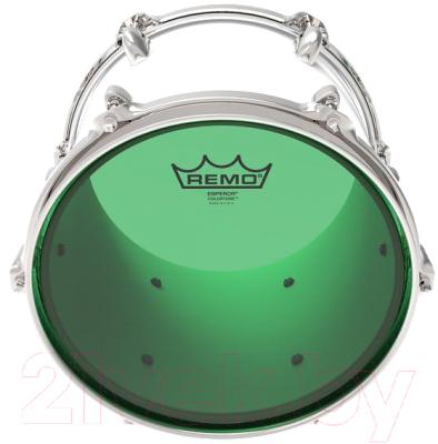 Пластик для барабана Remo BE-0310-CT-GN