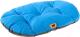 Лежанка для животных Ferplast Relax C 78 / 82078099 (синий/черный) -