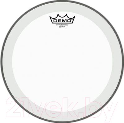 Пластик для барабана Remo P4-0313-BP