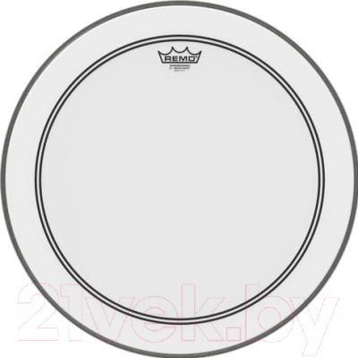 Пластик для барабана Remo P3-1224-00
