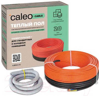 Теплый пол электрический Caleo Cable 18W-80