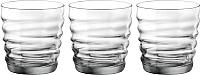Набор стаканов Bormioli Rocco Рифлесси 580522-990 -
