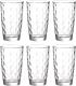 Набор стаканов Bormioli Rocco Силк 580510-990 (6шт) -