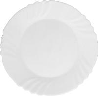 Тарелка столовая мелкая Bormioli Rocco Эбро 402810-990 -