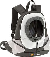 Рюкзак-переноска Ferplast Kangoo L / 85748321 (серый) -