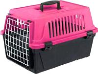 Переноска для животных Ferplast Atlas 10 IO / 73007199IO (розовый) -
