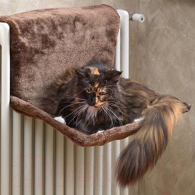 Лежанка для животных Ferplast Cat Hammock / 74101000