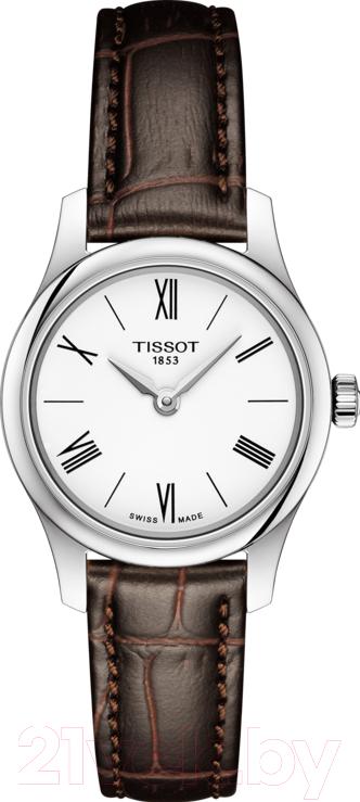 Купить Часы наручные женские Tissot, T063.009.16.018.00, Швейцария