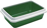 Туалет-лоток Ferplast Dodo / 72043099 (зеленый) -