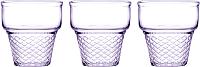 Набор креманок Pasabahce Мини корнет 410006/1090010 (3шт) -