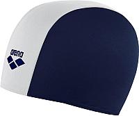 Шапочка для плавания ARENA Polyester Jr 91149 71 (Navy/White) -