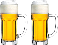 Набор пивных кружек Pasabahce Касабланка 55369/365797 (2шт) -