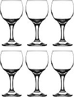 Набор бокалов для вина Pasabahce Бистро 44412/1004526 (6шт) -