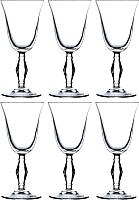 Набор бокалов для вина Pasabahce Ретро 440060/1018658 (6шт) -