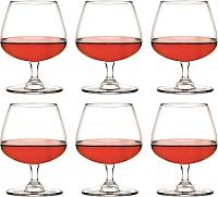 Набор бокалов для коньяка Pasabahce Шарант 440218/1073076 (6шт) -