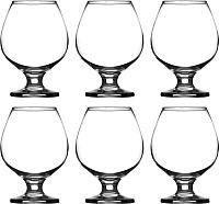 Набор бокалов для коньяка Pasabahce Бистро 44188/490041 (6шт) -