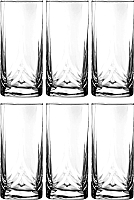 Набор стаканов Pasabahce Триумф 41630/150636 (6шт) -