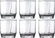 Набор стаканов Pasabahce Хисар 42856/529924 (6шт) -