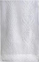 Полотенце Aquarelle Толедо 50x90 (холодный серый) -