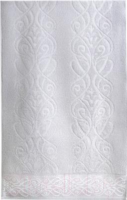 Полотенце Aquarelle Толедо 70x140 (холодный серый)