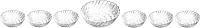 Набор салатников Pasabahce Атлантис 97934/1007403 -